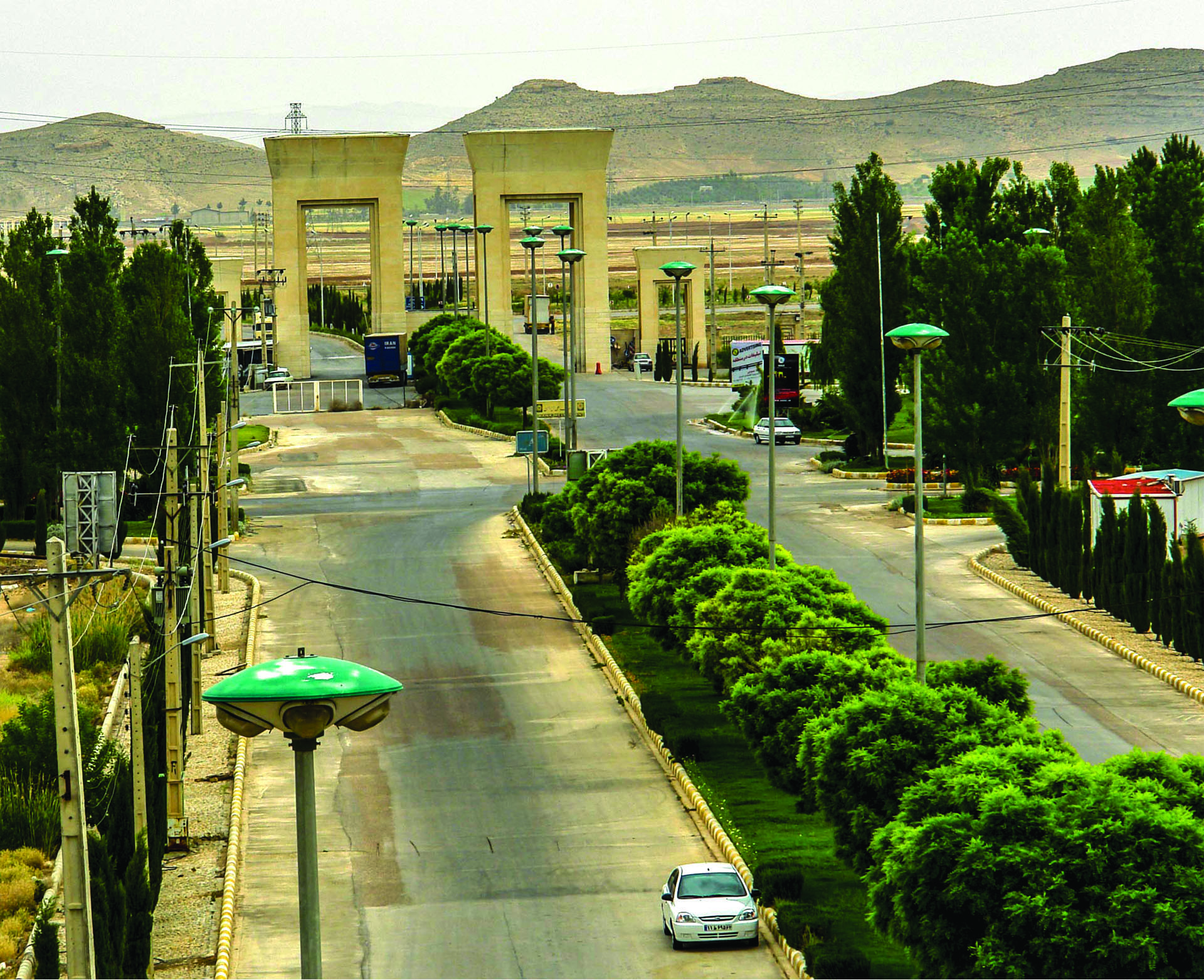 Shiraz Especial Economic Zone